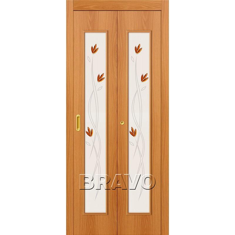 22Х Л-12 (МиланОрех) для складных дверей