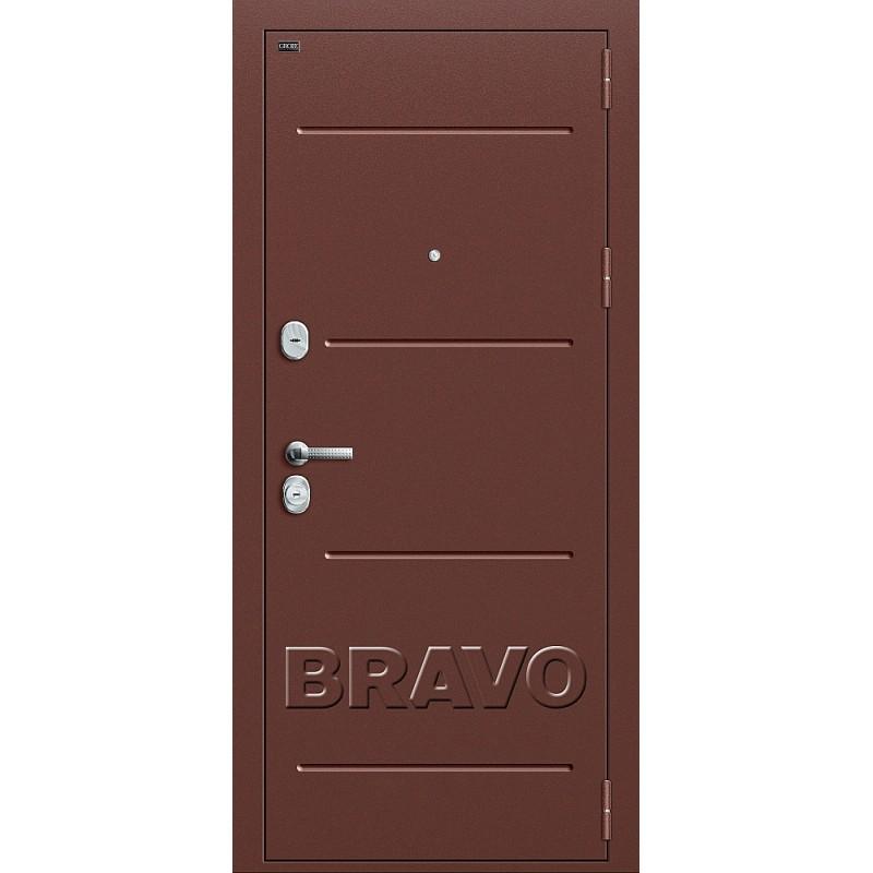 Т2-221 Wenge Veralinga (для стальных дверей)