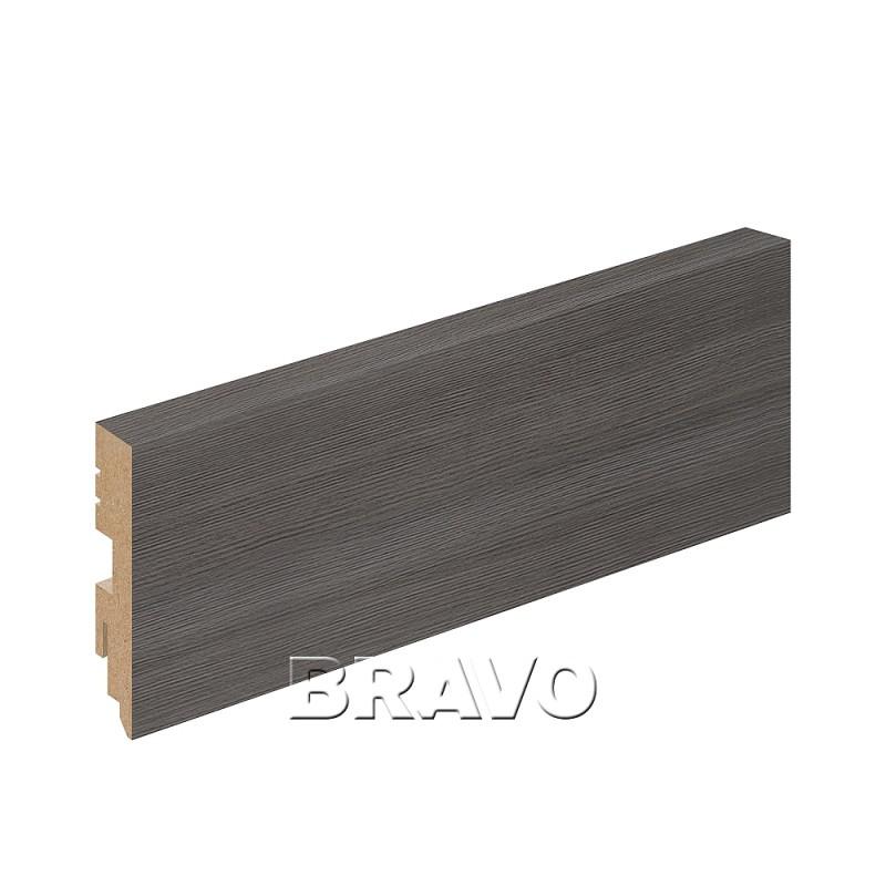 Плинтус напольный Тип-0 Grey Veralinga (для плинтуса)