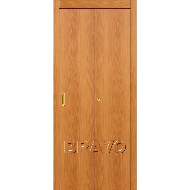 Гост Л-12 (МиланОрех) для складных дверей