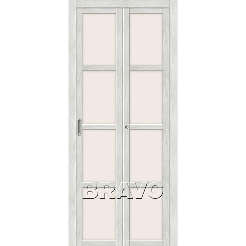 Твигги V4 Bianco Veralinga (для складных дверей)