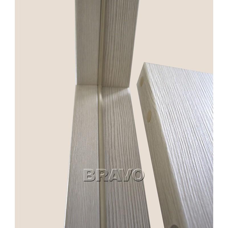 Блок Порта-21 WC Snow Veralinga (для строительных дверей)