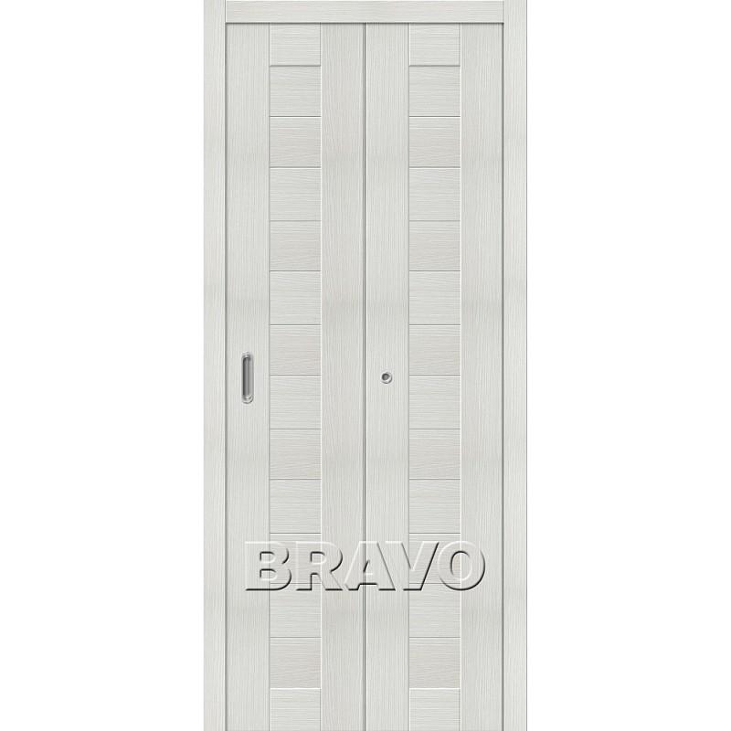 Порта-21 Bianco Veralinga (для складных дверей)