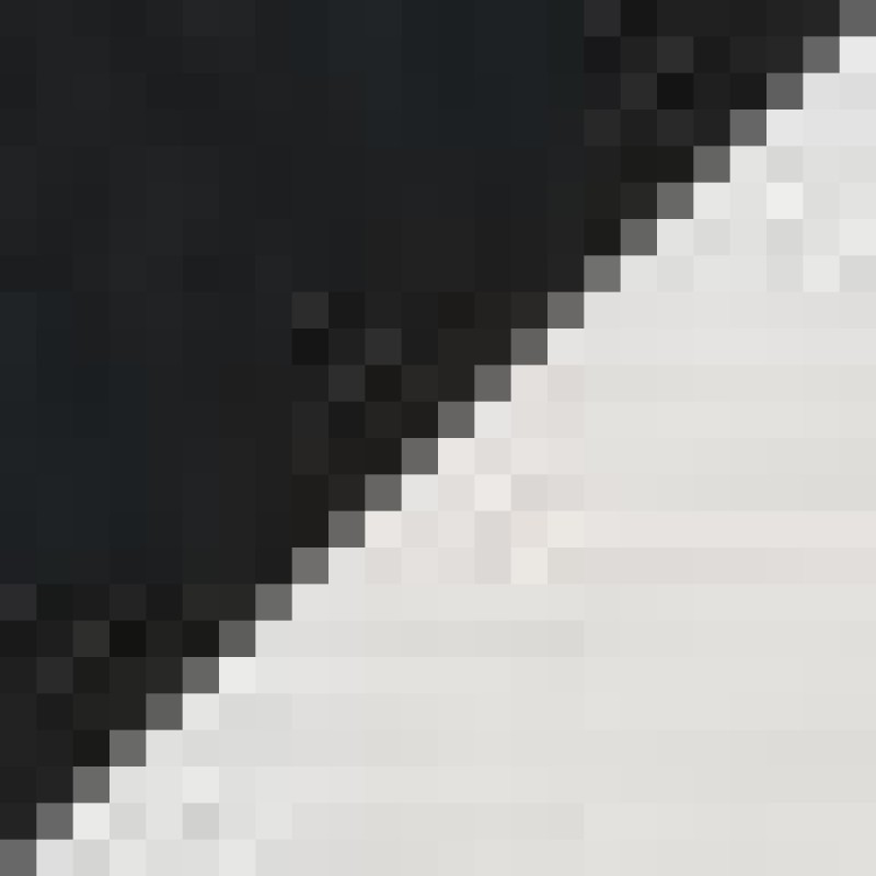 Флэш Букле черное/Bianco Veralinga