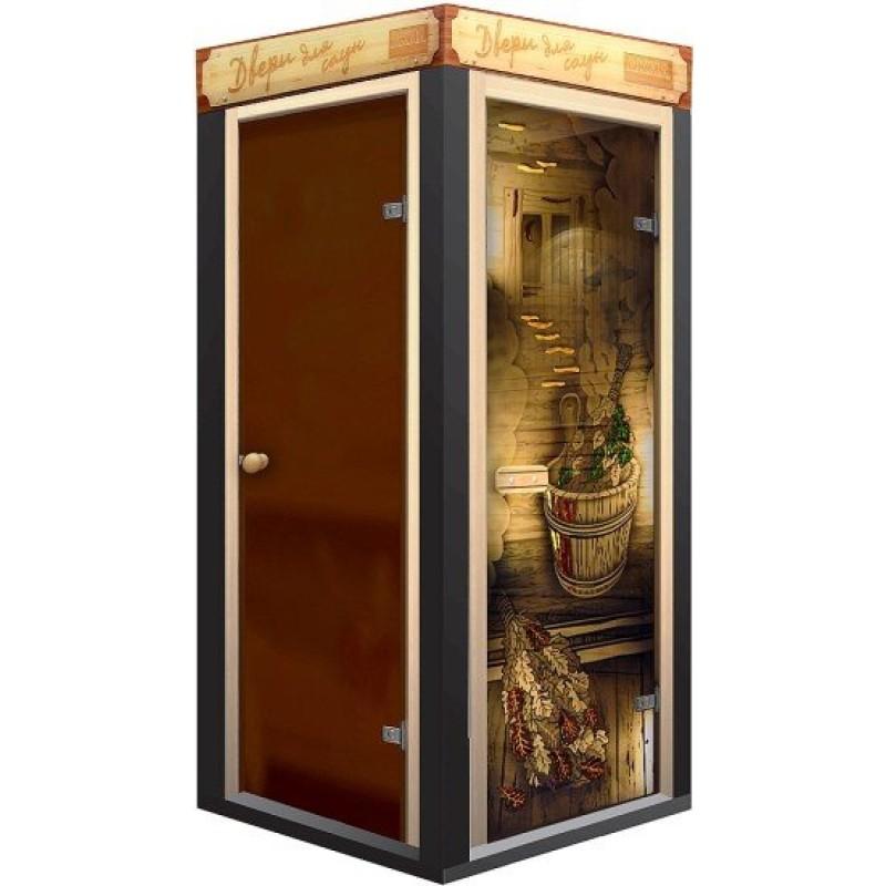 Для 4-х банных дверей