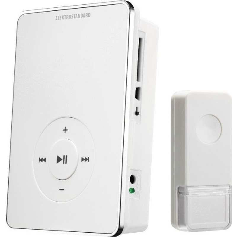 Звонок DBQ10M WL MP3 16M Белый