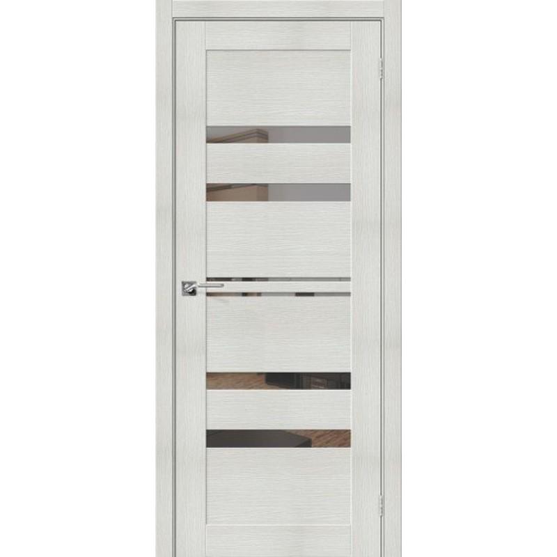 Порта-30 Bianco Veralinga / Mirox Grey
