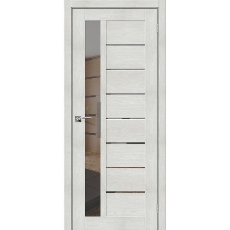 Порта-27 Bianco Veralinga / Mirox Grey
