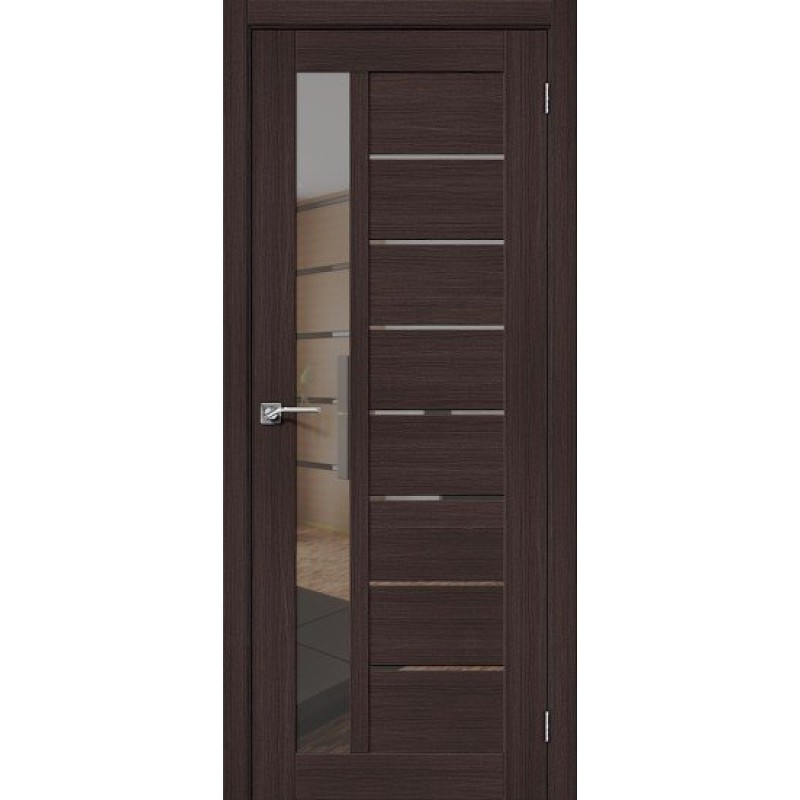 Порта-27 Wenge Veralinga / Mirox Grey