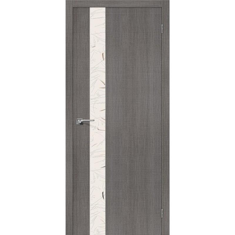 Порта-51 SA Grey Crosscut / Silver Art