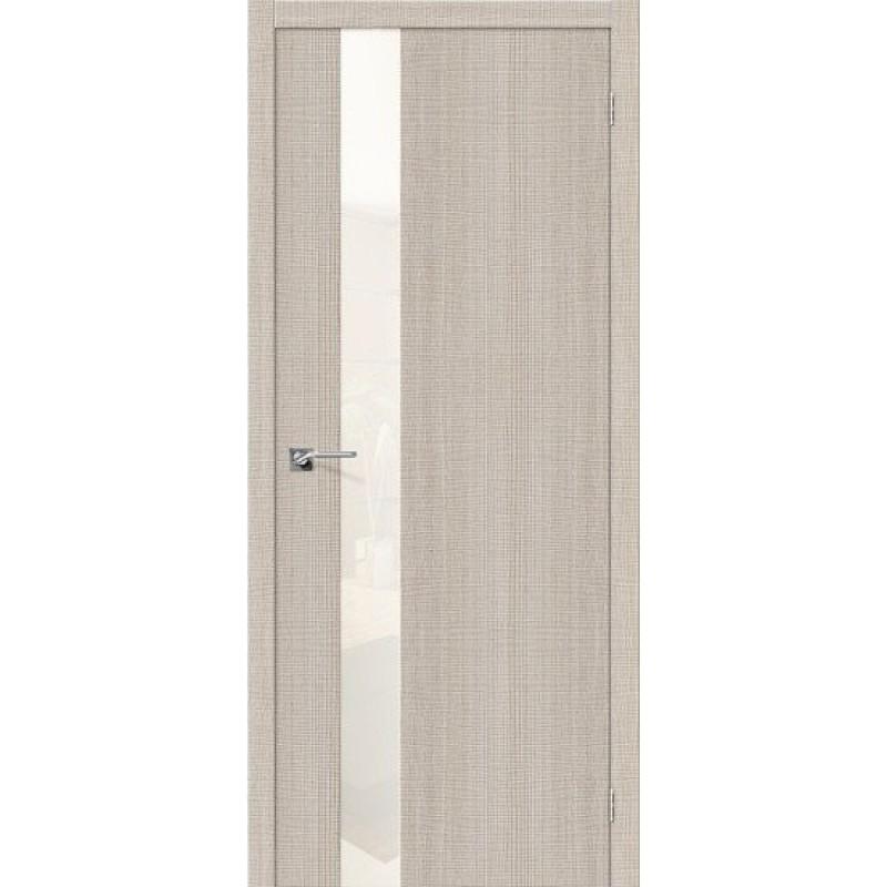 Порта-51 WР Cappuccino Crosscut / White Pearl