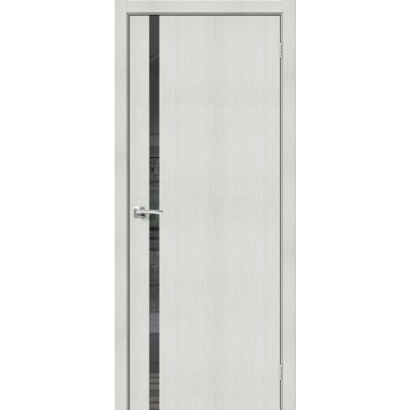 Браво-1.55 Bianco Veralinga / Mirox Grey